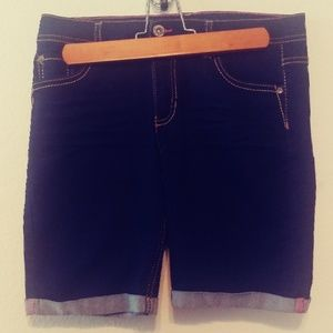 Jordache Girl Jean Shorts